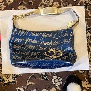 Vintage coach bag perfect condition